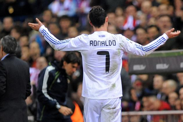 Cristiano Ronaldo: 5 Reasons Why He Would Leave Madrid in 2013