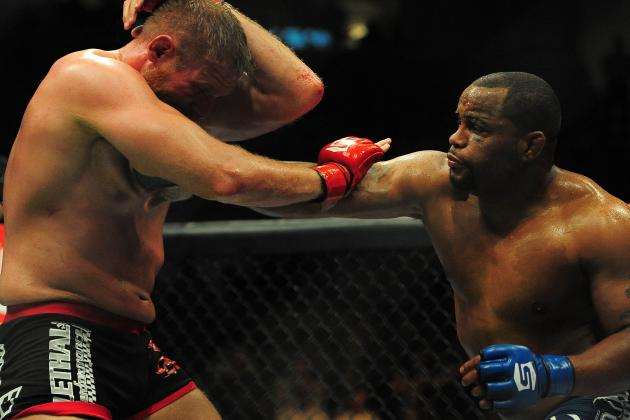 UFC: 13 Fighter Debuts to Hope for in '13