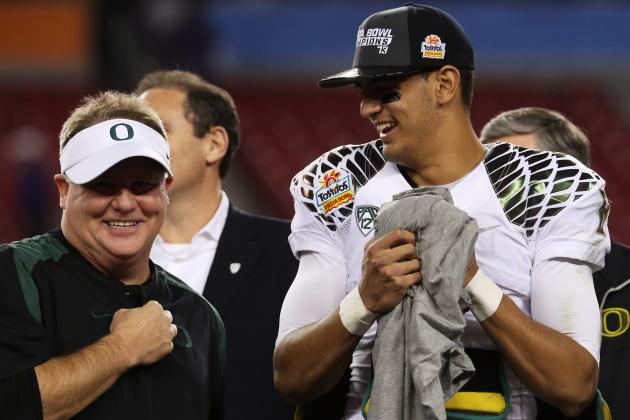 Oregon Football: What We Learned from Ducks' Fiesta Bowl Win
