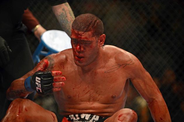 Worst MMA Beatdowns of 2012