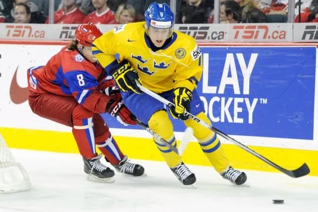 2013 U20 World Hockey Championship: Each NHL Team's Prospects