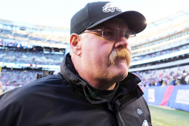 4 Best Free Agents for Andy Reid, Kansas City Chiefs