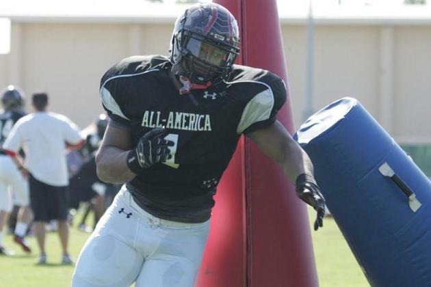 Under Armour All-America Game 2013: Commitment Tracker and Recruit Highlights