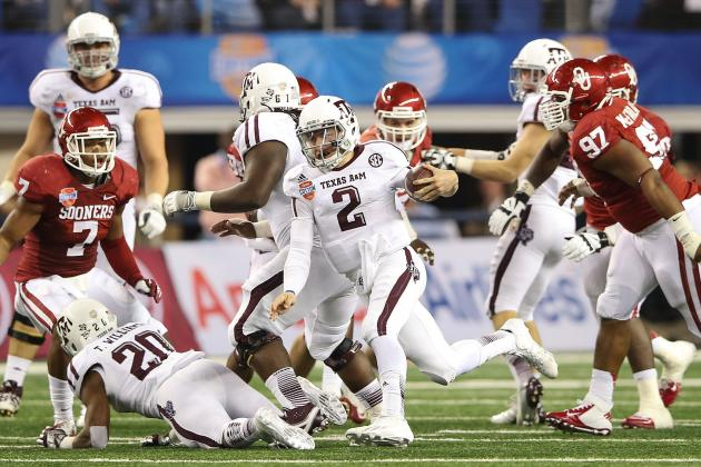 Oklahoma Football: Grading All 22 Starters from the Cotton Bowl