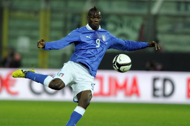 Mario Balotelli's 6 Best Performances