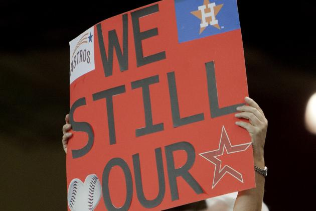 5 Predictions for the Houston Astros in Their First Year in the AL West