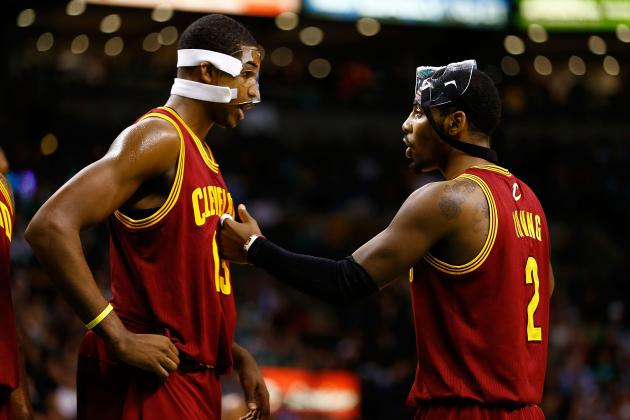 Updated Cleveland Cavaliers Player Power Rankings