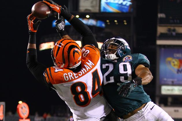 Philadelphia Eagles: Grading Each Player's Performance in 2012 (Defense)