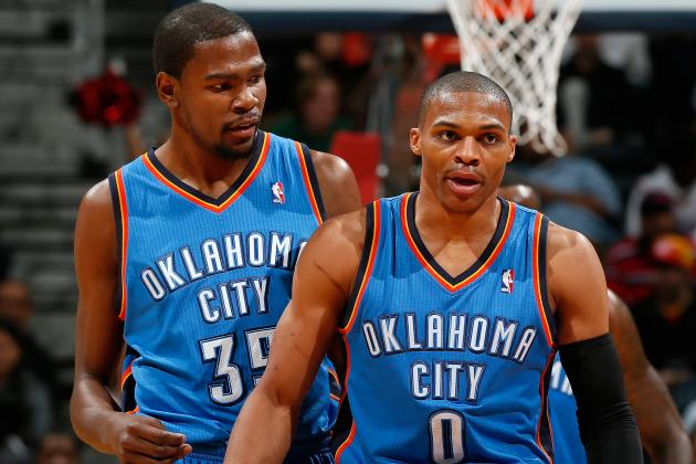 5 Young NBA Star Pairings That Won't Last Forever