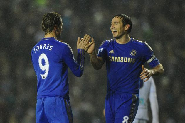 Chelsea F.C.: How Should the Blues Line Up Against Swansea City?