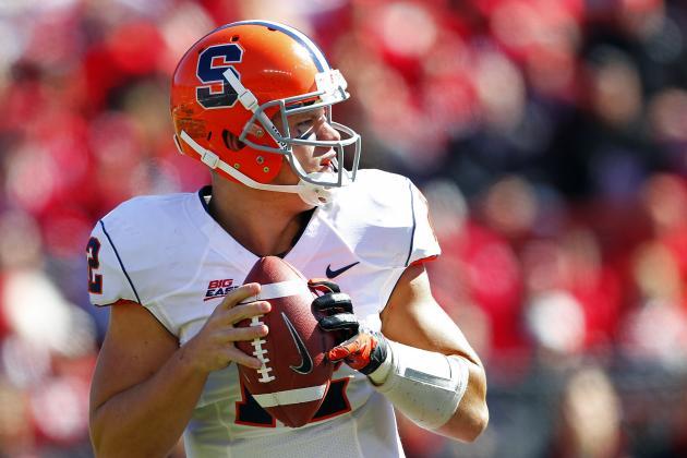2013 NFL Mock Draft: Top 10 Quarterbacks in the Draft