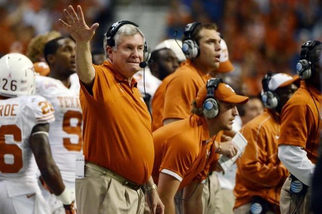 Texas Football: 5 Recruits Most Likely to Start as Freshmen