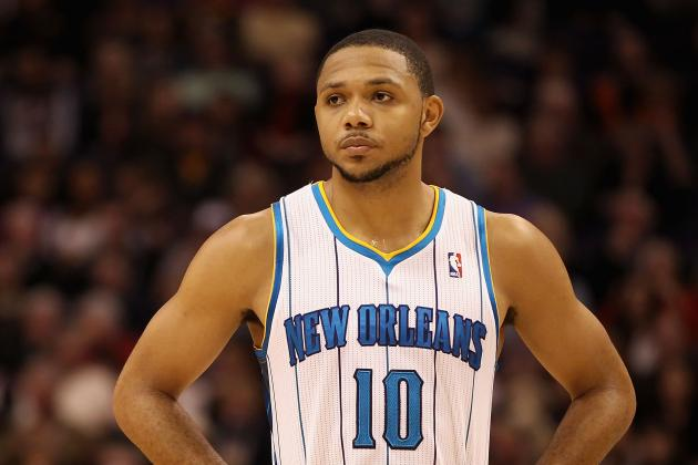 Pros and Cons of New Orleans Hornets Trading or Keeping Eric Gordon