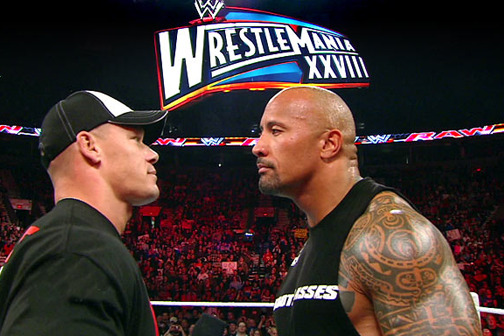 John Cena and 5 Likely WrestleMania Opponents for The Rock