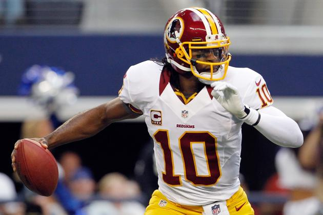 Robert Griffin III and the 12 Biggest Breakout Fantasy Football Stars of 2012