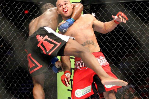Tracking Strikeforce Migrations to the UFC