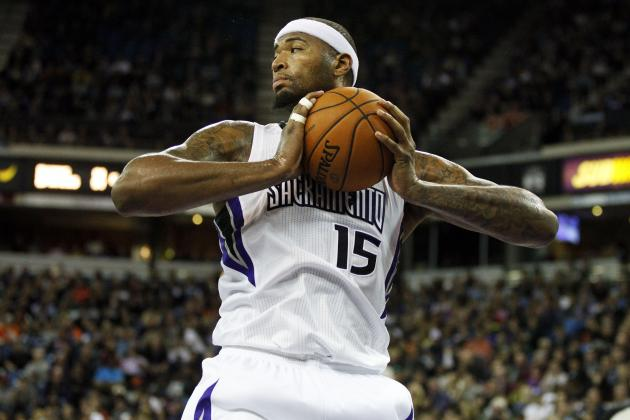 5 DeMarcus Cousins Trades the Sacramento Kings Should Secretly Be Proposing