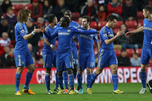 Rating the Chelsea Players Against Southampton
