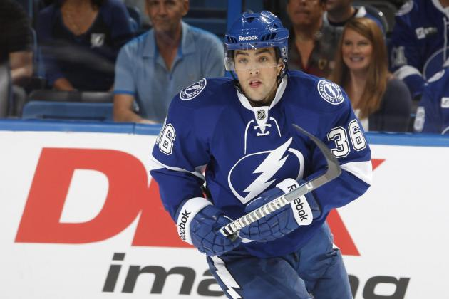 Tampa Bay Lightning: 5 Things You Need to Know About Cory Conacher