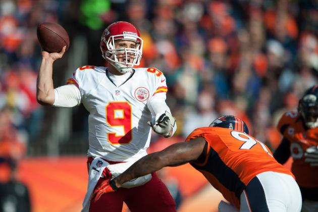 Kansas City Chiefs: Breaking Down Five Quarterback Candidates