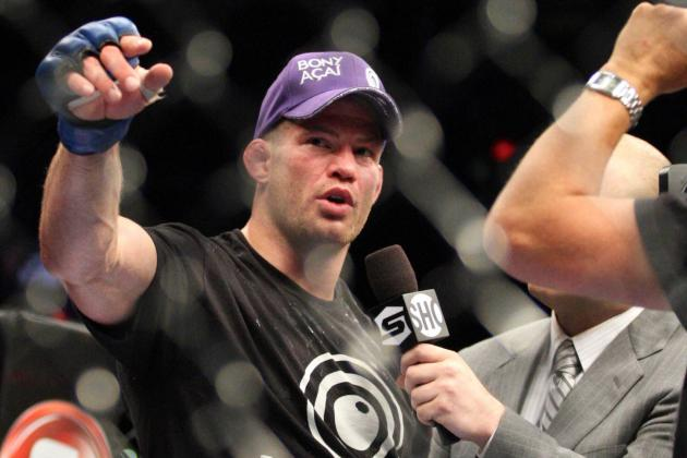 Strikeforce: Nate Marquardt vs. Tarec Saffiedine Head-to-Toe Breakdown