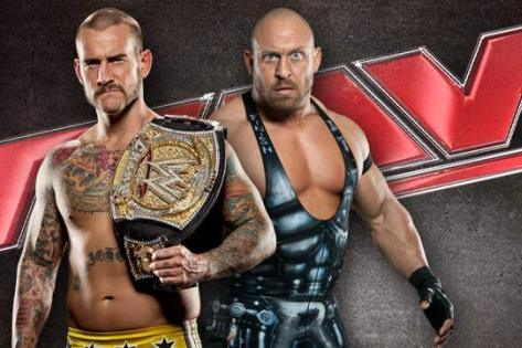 7 Reasons CM Punk Should Not Face Ryback on WWE Raw