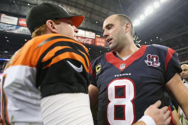 Bengals vs. Texans: Cincinnati's Biggest Winners and Losers from AFC Wild Card