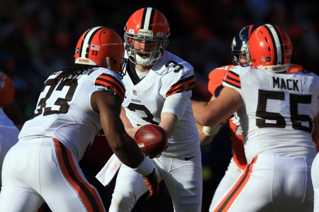 Game-by-Game Predictions for Cleveland Browns 2013 Schedule