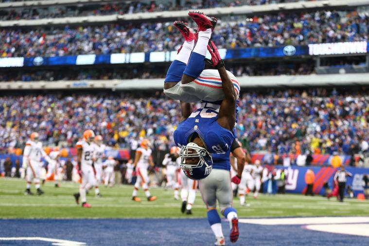 Reflecting on the 10 Defining Moments of the New York Giants' 2012 Season