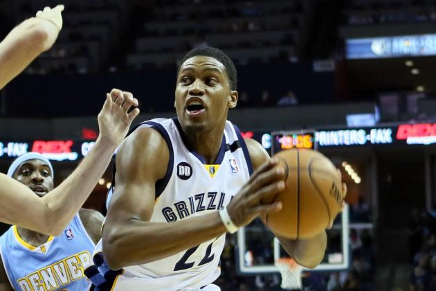 Best Partners for Potential Rudy Gay Trade