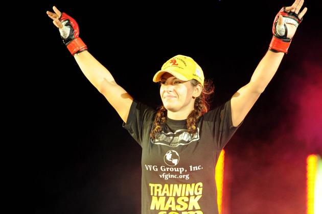 Women's MMA: Ranking the Top 10 Fighters in Each Division