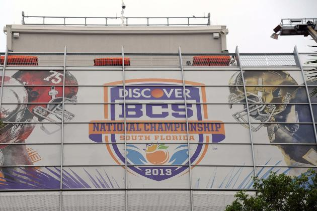 BCS Championship 2013: Which Team Has the Advantage at Every Position