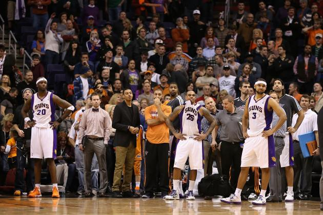 'Fact or Fiction' with Each Phoenix Suns Player as a Building Block