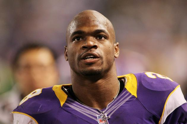 Summarizing Adrian Peterson's Amazing 2012 Season