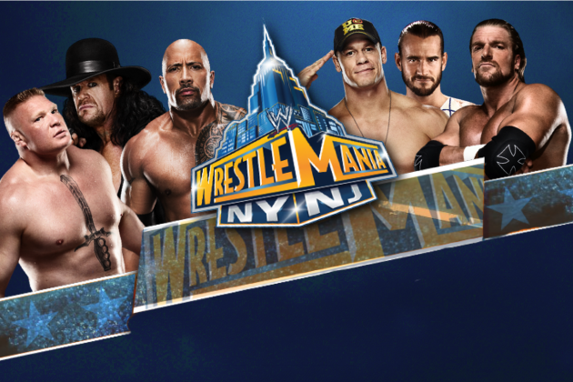 WWE WrestleMania 29: Creating a Card to Reroute the Road to WrestleMania
