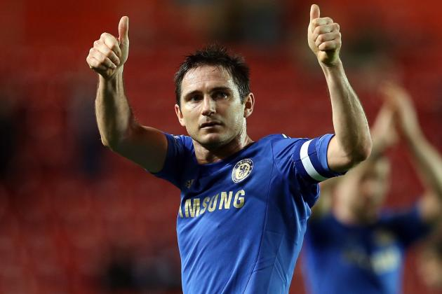 Chelsea: Why Frank Lampard No Longer Deserves to Start for the Blues