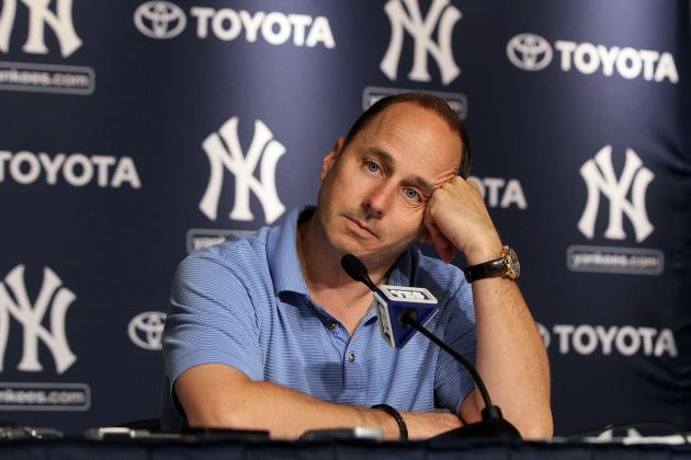 5 Trades Yankees, Cashman Must Consider to Avoid Missing the Playoffs in 2013