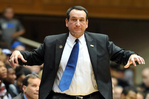 Ranking the NCAA Basketball Coach of the Year Candidates at Week 10