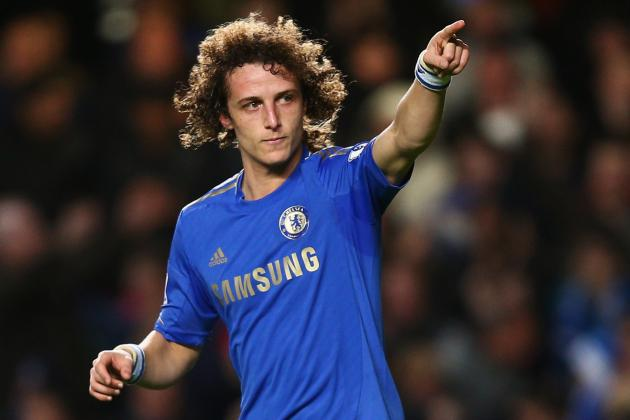 Chelsea vs. Swansea City: Can David Luiz Silence Michu?