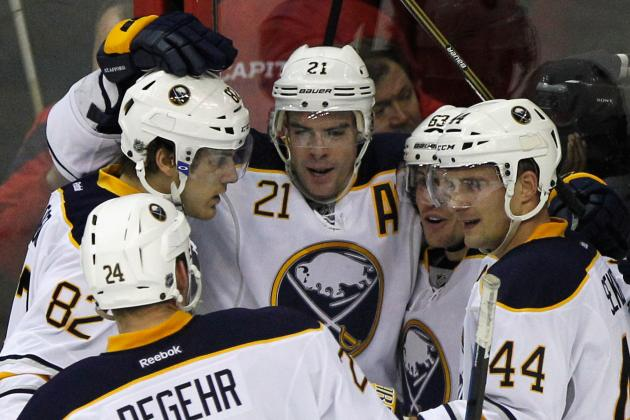 Buffalo Sabres: A Look at Their Depth Chart for the 2013 NHL Season