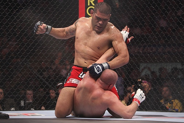 Best Moments from Strikeforce (2011-2012)