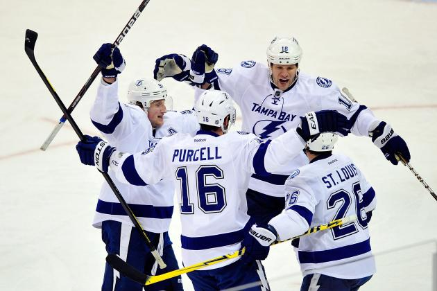 Tampa Bay Lightning: 5 Items the Tampa Bay Lightning Need to Address