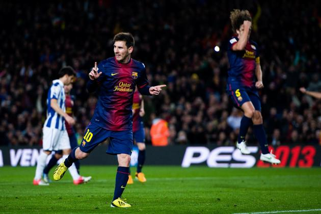 Barcelona 4-0 Espanyol: 6 Things We Learned