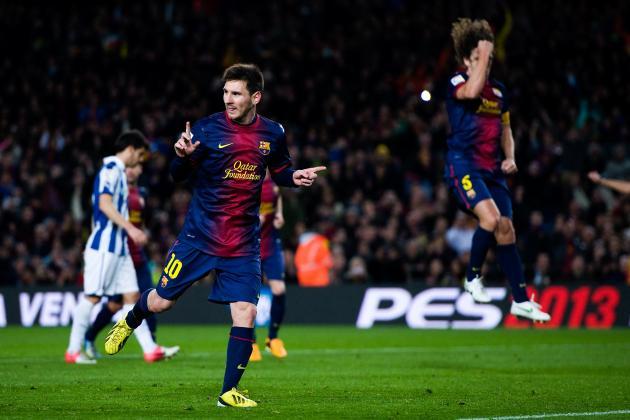 Barcelona 4-0 Espanyol: 6 Things We Learned