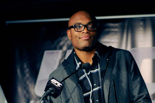 UFC: Who Anderson Silva's Next Three Title Fights Should Be Against