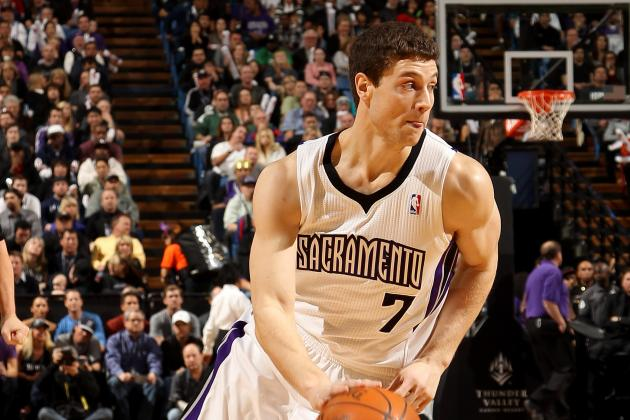 NBA Trade Speculation: 3 Teams Who Can Use Sacramento's Jimmer Fredette