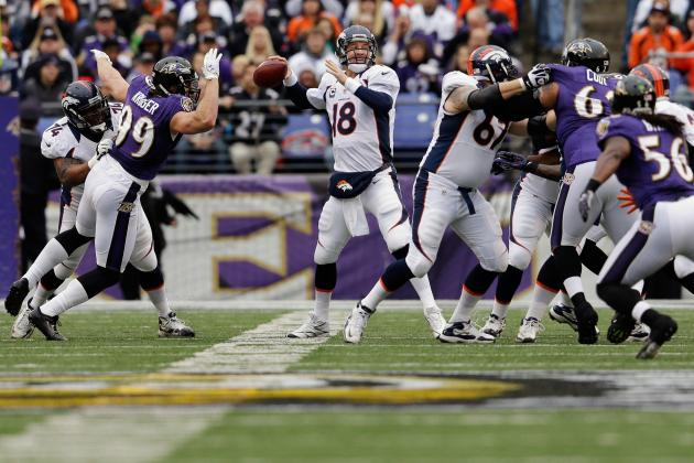 Ravens vs Broncos: Who Has the Edge in Divisional Round Matchup?