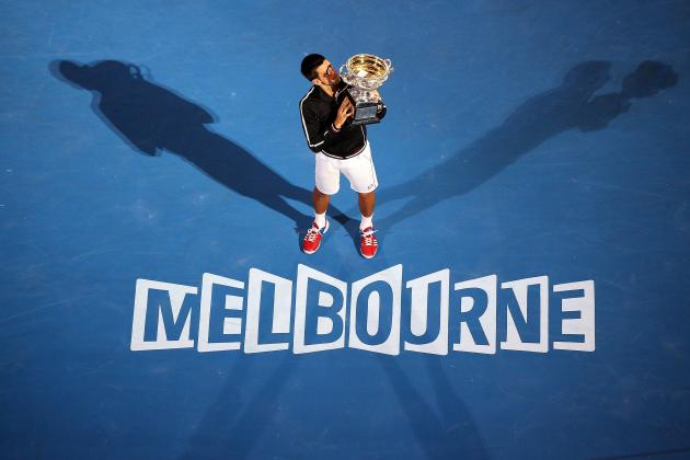 Australian Open 2013: Early Odds on Top 10 Men and Women in the World