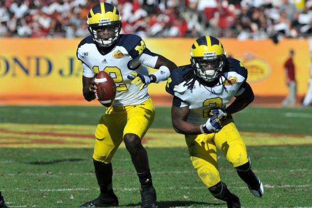 Michigan Football: 5 Best- and Worst-Case Scenarios for Wolverines in 2013