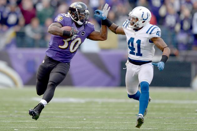 5 Observations from the Ravens' Playoff Win over the Colts
